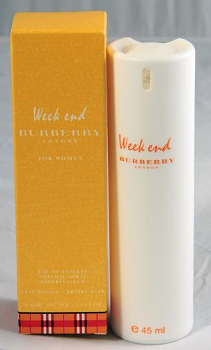 "Burberry ""WEEKEND"", 45ml"